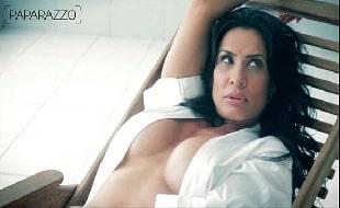 Sheila carvalho pelada em ensaio sensual para revista