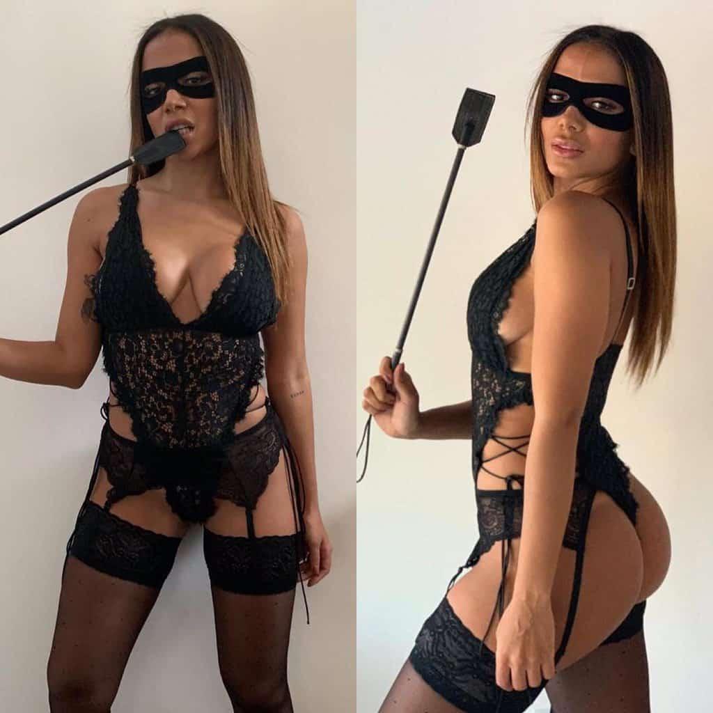 Anitta Xvidio rebolando a sua bunda redonda no video